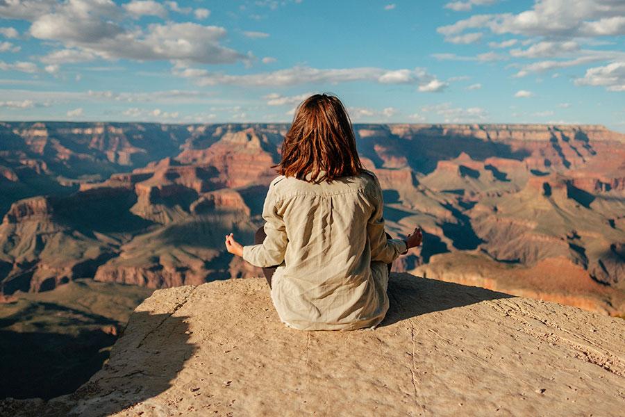 méditer pour instaurer une nouvelle habitude