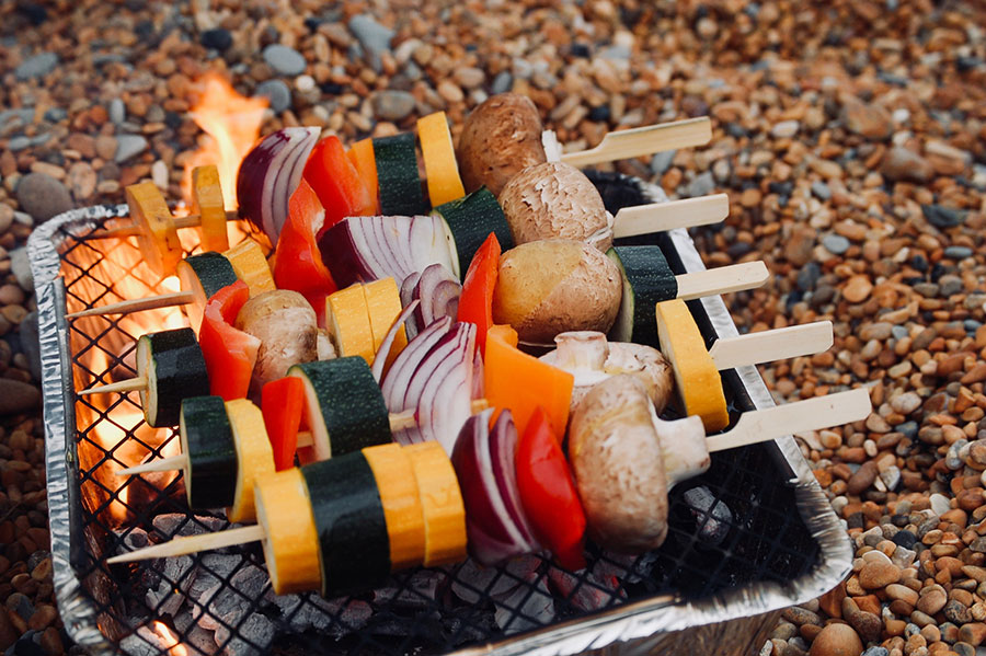 devenir vegetarien barbecue
